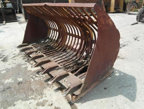 Sieve Bucket Volvo - Parts