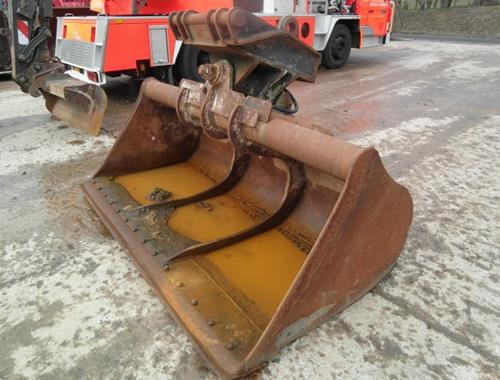 Hydr. Ditch cleaning bucket